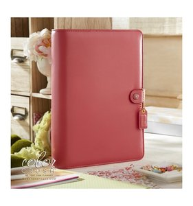 Color Crush A5 Binder - Light Pink