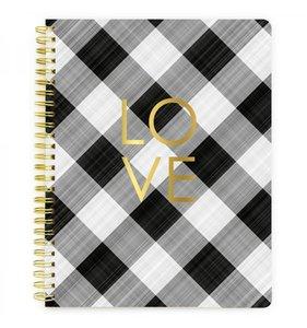Cuaderno Webster's Love páginas blancas