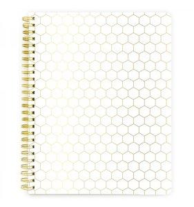 Cuaderno Webster's Honeycomb páginas blancas