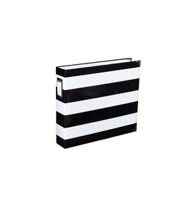 "Álbum 12x12"" B&W Stripes Edition"