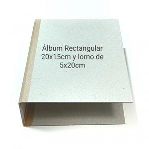 Fridita Set de cartones para montar álbum 20x15 cm