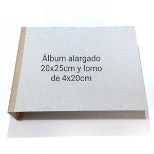 Fridita Set de cartones para montar álbum 20x25 cm