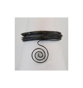 Alambre aluminio Hammer 2 mm Black