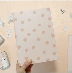 Álbum con páginas Adorable Zoe 2.0 de Alúa Cid