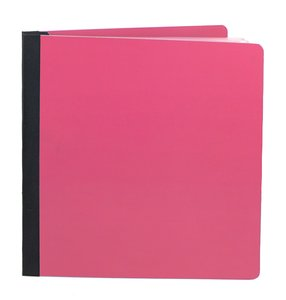 "Sn@p Photo Flipbook 6x8"" Pink"
