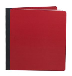 "Sn@p Photo Flipbook 6x8"" Red"