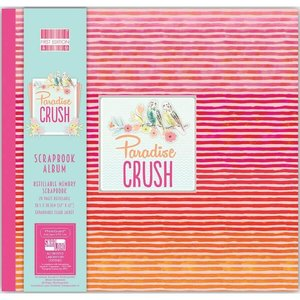 "Scrapbook Älbum 12x12"" Paradise Crush"