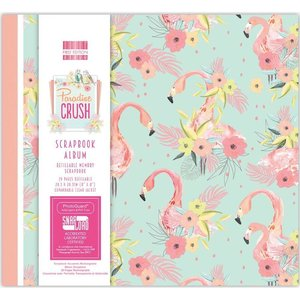 "Scrapbook Älbum 8x8"" Paradise Crush"