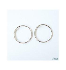 "Set 2 anillas de 2"" - 5,08 cm"