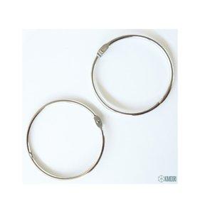 "Set 2 anillas de 3"" - 7,62 cm"