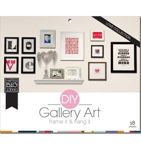 DIY Gallery Art Love