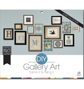 DIY Gallery Art Family Home