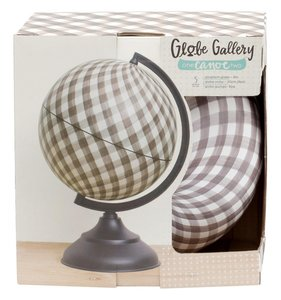 Globo Gingham Base Black