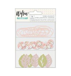 Set adornos variados Willow