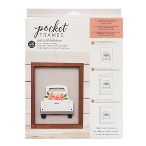 "Kit Accesorios Pocket Frames Truck 8""x10"""