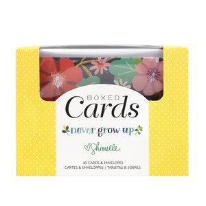 Set de tarjetas y sobres Shimelle Never Grow Up