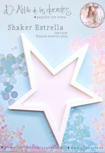 Shaker XL El Altillo de los Duendes Estrella