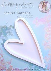 Shaker XL El Altillo de los Duendes Corazón