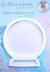 Shaker XL El Altillo de los Duendes Bola de Nieve