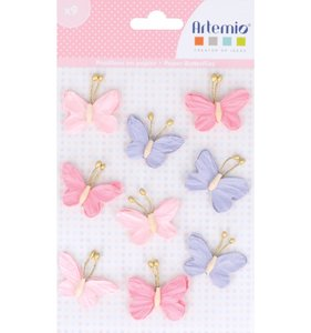 Set mariposas de papel Lovely Swan