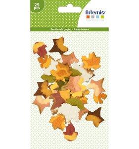 Set de hojas de papel Woodland