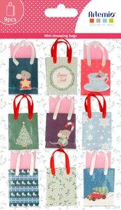 Mini bolsas de regalo Once Upon a Time 9 pcs