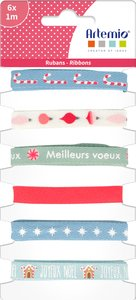 Set de cintas decoradas Once Upon a Time