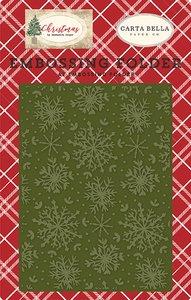 Carpeta de Embossing Jolly Snowflakes