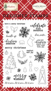 Sellos Christmas Memories