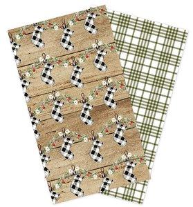 Cuaderno para Midori páginas rayadas Christmas