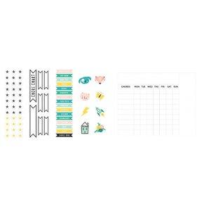 """Kit Cuadrante de tareas Magnet Studio 10""""x14"""""""