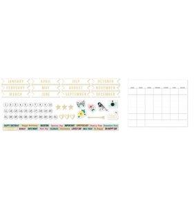 """Kit Calendario Magnet Studio 16""""x20"""""""