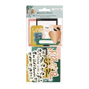 Die cuts Magical Forest