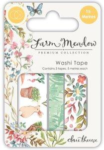 Set de Washi Tapes Farm Meadow
