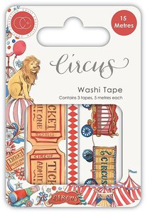 Set de Washi Tapes Circus