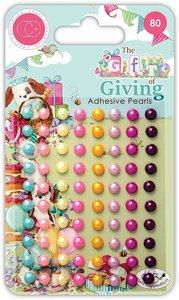 Set de perlitas nacaradas The Gift of Giving