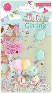 Sellos The Gift of Giving Special Day