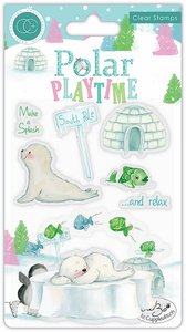 Sellos Polar Playtime Make a Splash
