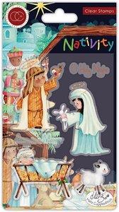Sellos Craft Consortium Nativity