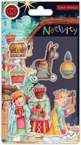 Sellos Craft Consortium Nativity Three Wise Men