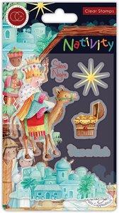Sellos Craft Consortium Nativity Bethlehem