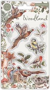 Sellos Craft Consortium Woodland Birds