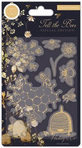 Sellos Craft Consortium Tell the Bees Special Edition