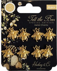 Charms Craft Consortium Tell the Bees Special Edition