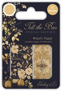 Washi Tapes Craft Consortium Tell the Bees Special Edition