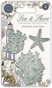 Set de troqueles Craft Consortium Sea & Shore