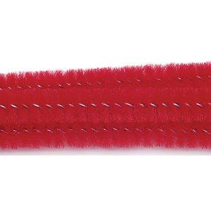 Limpiapipas rojos 6 mm