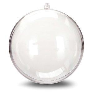 Bola de plástico para rellenar 14 cm