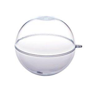 Bola de plástico para rellenar 11 cm