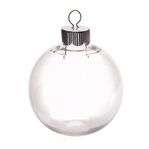Bola de plástico 6,7 cm